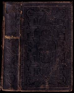Biblia Sacra, To gest - Biblj Swatá, aneb wssecka Swatá Pjsma Starého i Nowého Zákona : se wssj pilnostj opět přehlédnutá, ponaprawená a w nowě wydaná
