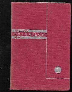 Boj o milost : písně hledajících let 1925-1930
