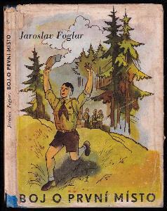 Boj o první místo - román hochů