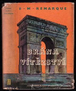 Brána vítězství - L'Arc de triomphe