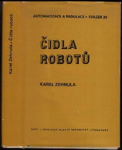 Čidla robotů