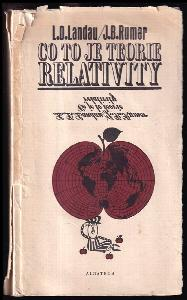 Co to je teorie relativity