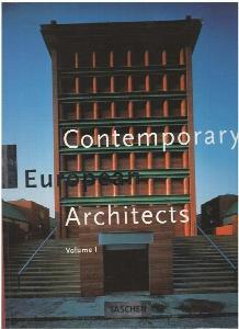 Contemporary European Architects. Vol. 1