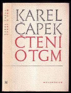 Čtení o T.G. Masarykovi - Čtení o TGM
