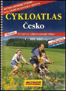 Cykloatlas Česko I díl