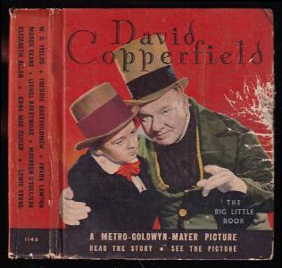 David Copperfield - The Little Big Book - A Metro-Goldwyn-Mayer Picture