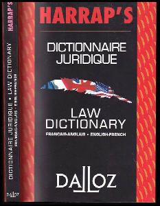 Dictionnaire juridque- law dictionary