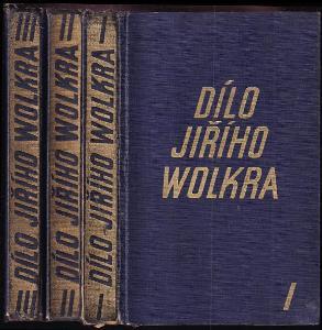 Dílo Jiřího Wolkra I.-III. díl