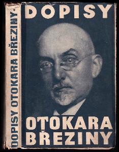 Dopisy Otokara Březiny I - Františku Bauerovi, sv. 2