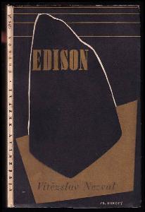 Edison - báseň o pěti zpěvech s doslovem Signál času