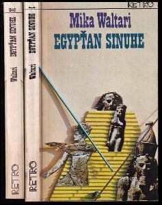 Egypťan Sinuhe - Egypťan Sinuhet
