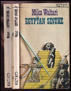 Egypťan Sinuhe - I + II - KOMPLET