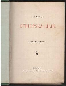 Ethiopská lilie : romanetto