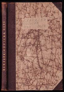 Gotická duše - román