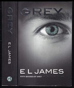 Grey : fifty shades of grey as told by Christian - Anglicky