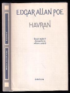 Havran - šestnáct čes. překladů