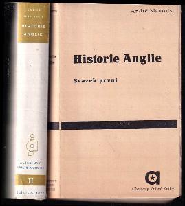 Historie AnglieSvazek 1 a 2