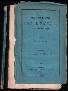 Historie česká od r. 1602 do r. 1623 - IV. díl