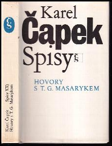 Hovory s T. G. Masarykem.