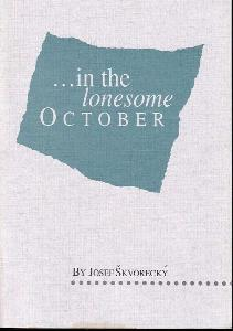 ...in the lonesome october