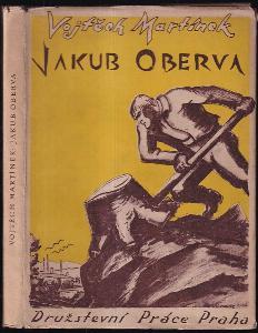 Jakub Oberva : román