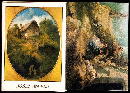 Josef Mánes - soubor 12 pohlednic