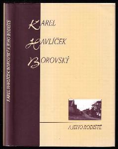Karel Havlíček Borovský a jeho rodiště