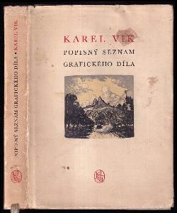 Karel Vik - popisný seznam grafického díla