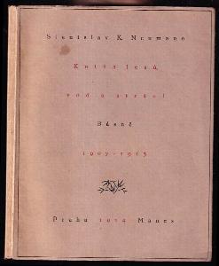 Kniha lesů, vod a strání - Básně 1907-1913