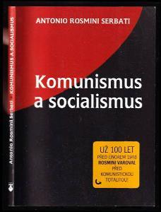 Komunismus a socialismus - esej z roku 1847 přednesená v Akademii obrozenců v Osimu