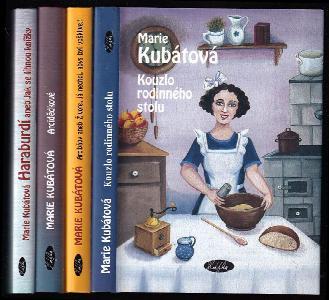 Kouzlo rodinného stolu + Arcibáby, aneb, Živote, já nechci, abys byl vošklivej! + Arcidědkové + Haraburdí, aneb, Jak se líhnou knížky