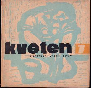 Květen - Literatura - umění - život - 5 čísel, ročník III. 1958