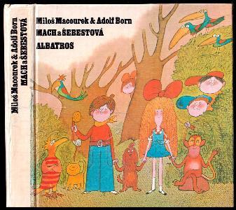 Mach a Šebestová - pro děti od 6 let