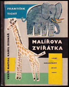Malířova zvířátka - pro čtenáře od 6 let