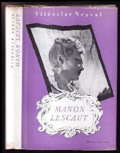 Manon Lescaut : hra o sedmi obrazech
