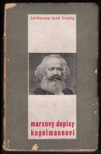 Marxovy dopisy Kugelmannovi