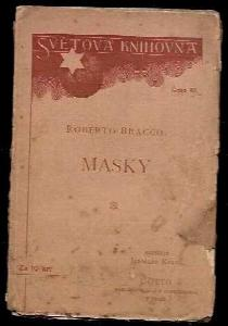 Masky : drama o jednom dějství