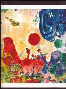 Max Weiler : Barevná příroda : Katalog výstavy, Brno 6 1.-5. 2. 1989, Praha 20. 4.-28. 5. 1989.