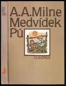 Medvídek Pú - Pro čtenáře od 6 let - Četba pro žáky zákl. škol