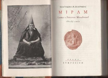 Mipam : lama s Paterou Moudrostí : tibetský román