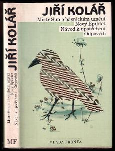 Mistr Sun o básnickém umění : Nový Epiktek , Návod k upotřebení , Odpovědi