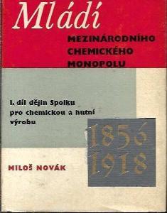 Mládí mezinárodního chemického monopolu