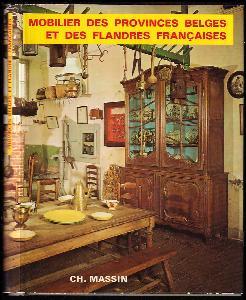 Mobilier des Provinces belges et des Flandres françaises