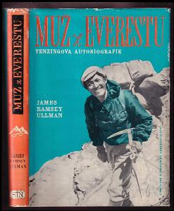 Muž z Everestu : Tenzingova autobiografie