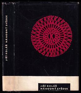 Náhodný svědek - výbor z díla - verše z let 1937-1947