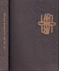 Náhodný svědek : výbor z díla : verše z let 1937-1947