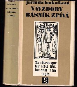 Navzdory básník zpívá - Středověká epopej