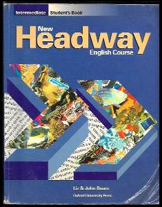 New Headway English course : intermediate student's book