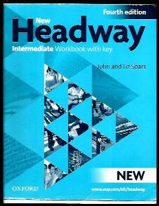 New Headway : intermediate : workbook with key