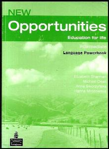 New Opportunities - Education for Life - Intermediate - Language Powerbook + Mini dictionary